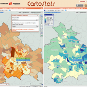 cartostats grand toulouse