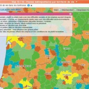 Qualité de vie dans les territoires - Insee