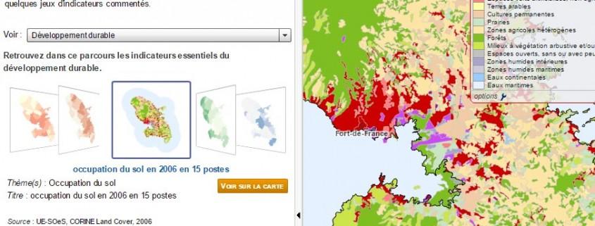 Aduam - observatoire des territoires de Martinique