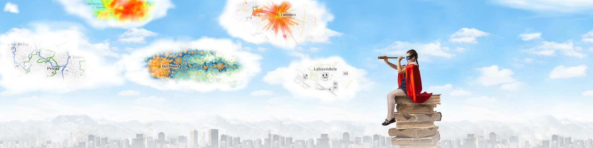Géoclip, l'exploration intuitive et ludique des données