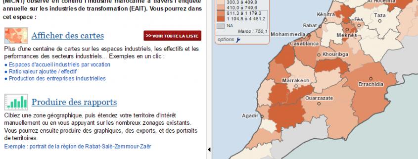 Observatoire marocain de l'industrie