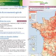 Carto Stat Agri : SAU moyenne par exploitation
