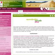 Carto Stat Agri : accès à la cartographie
