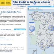Atlas digital des aires urbaines en Espagne