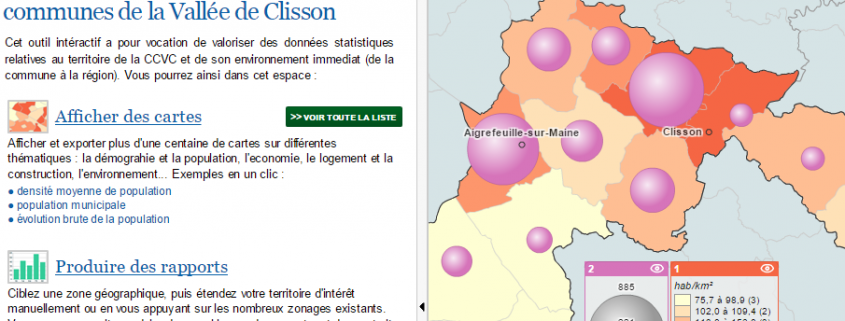 Observatoire de la Vallée de Clisson