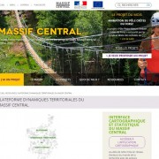Accès à la plateforme Dynamiques territoriales du Massif Central