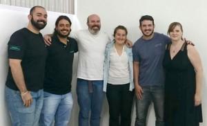 Formation de l'équipe Conecta Sus
