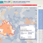 atlas santé mentale : indice de fragmentation sociale