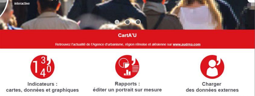 CartA'U accueil