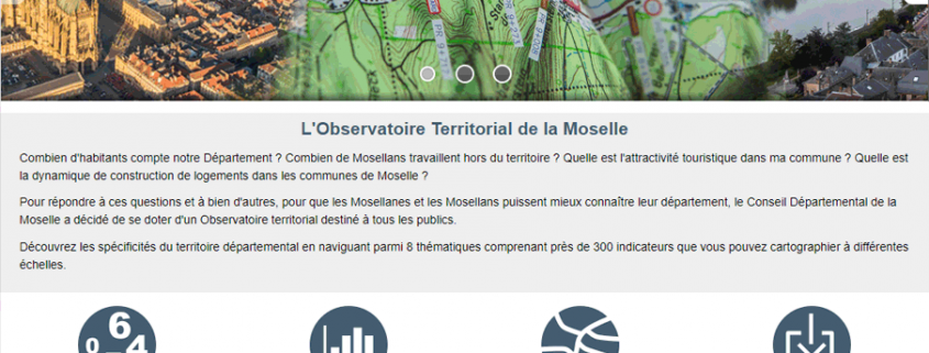 Observatoire Moselle accueil